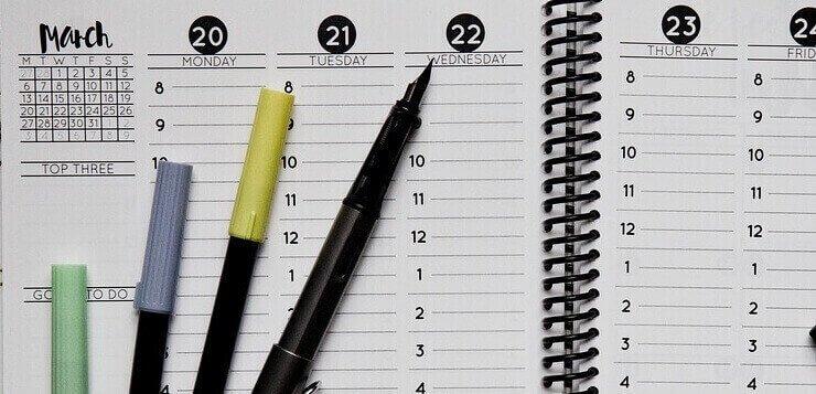organizovanje i planiranje obaveza