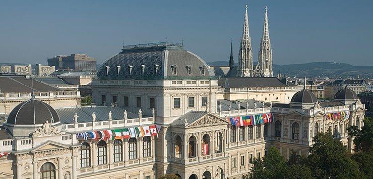Studiranje u Austriji - Univerzitet u Beču