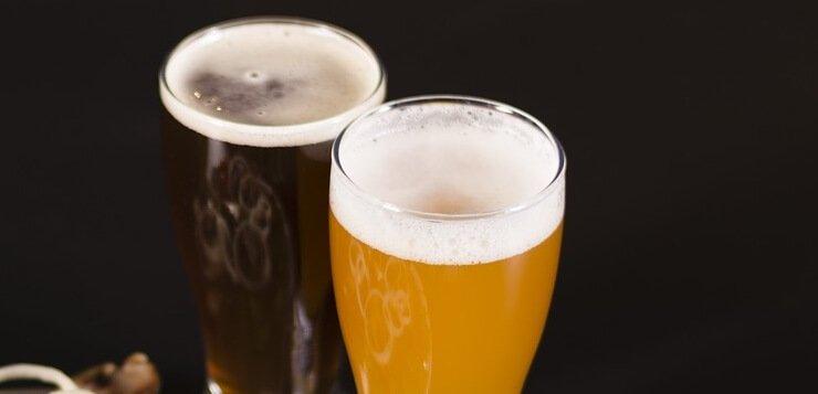 Svetlo i tamno pivo