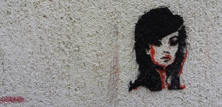 grafit na zidu