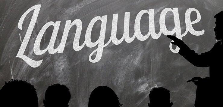 činjenice o jeziku