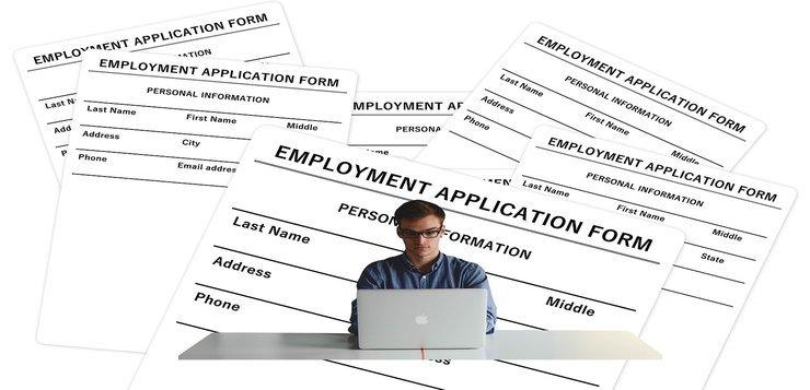 Mladić koji traži posao