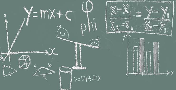 matematika tabla
