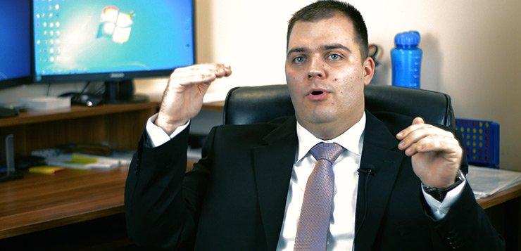 Kako izgleda posao poreskog savetnika - Milan Trbojević - moj budući posao