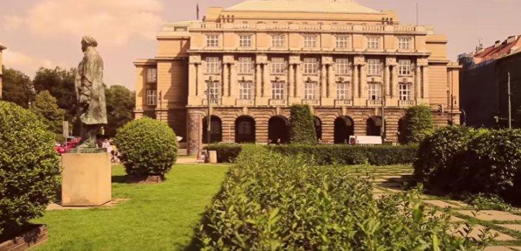 Karlov univerzitet u Pragu