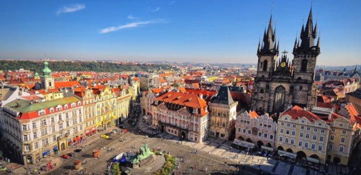 Trg u Pragu