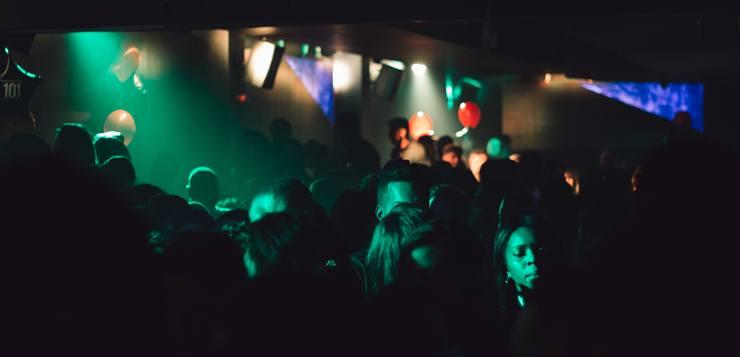 Zurka u klubu