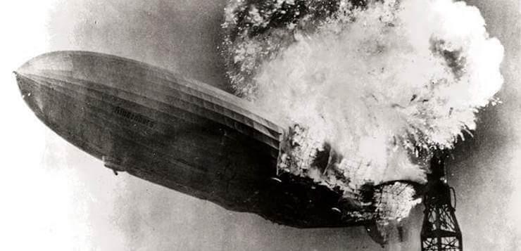Hindenburg cepelin