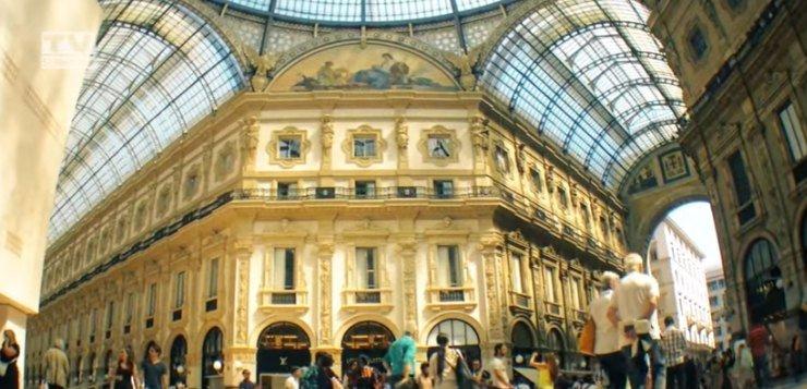 Milano centar grada