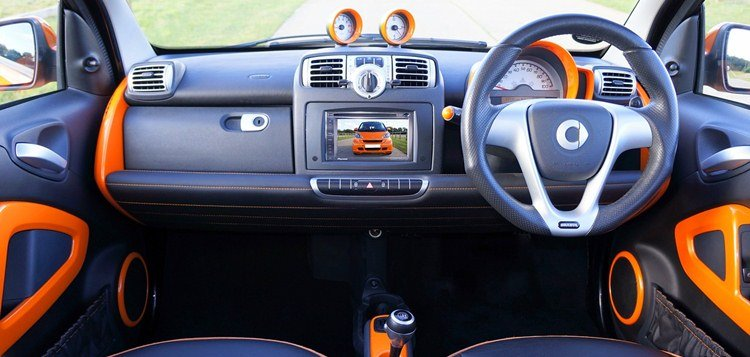 Pametan automobil - studenti prave mozak