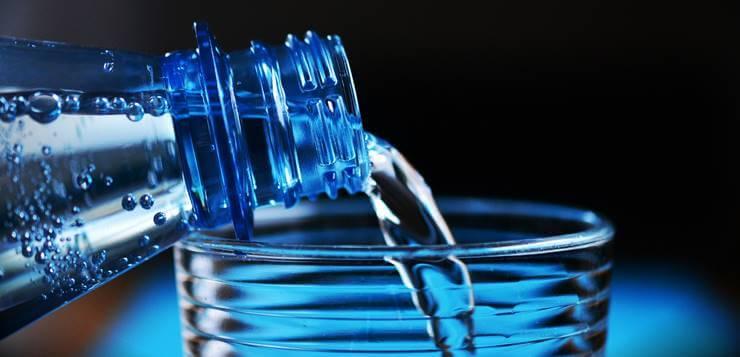 flaša vode