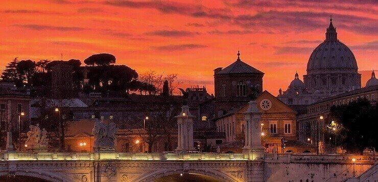 Noc u Rimu