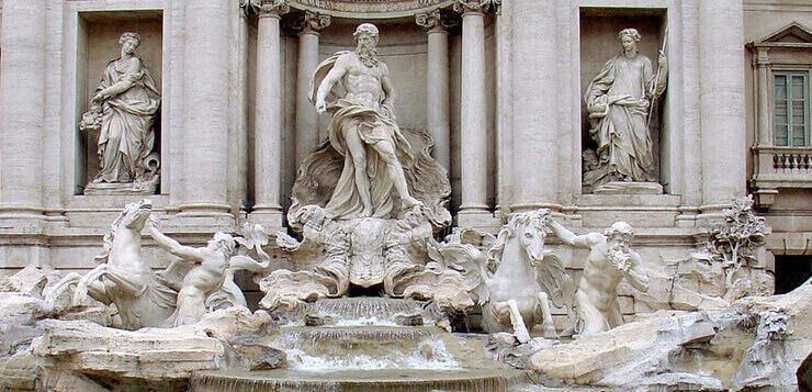 Fontana u Rimu