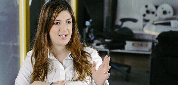 Account manager - Tijana Pantelić - Moj budući posao