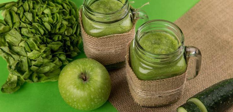 zeleniš jabuka smuti krastavac