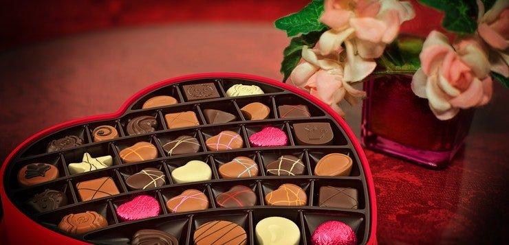 Čokoladna bombonjera
