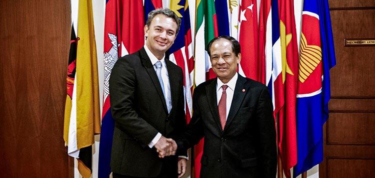 Jovan Jovanović ambasador Republike Srbije u Republici Indoneziji