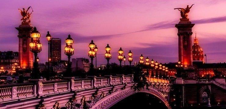 Most u Parizu