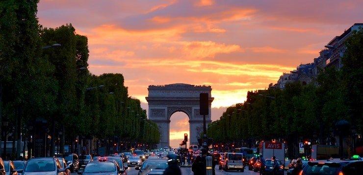 Kapija u Parizu