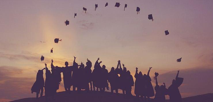 diplomiranje šeširi
