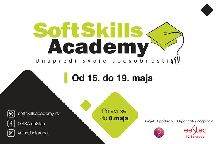 Baner za soft skills academy