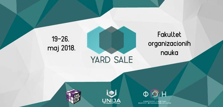 cover za yard sale