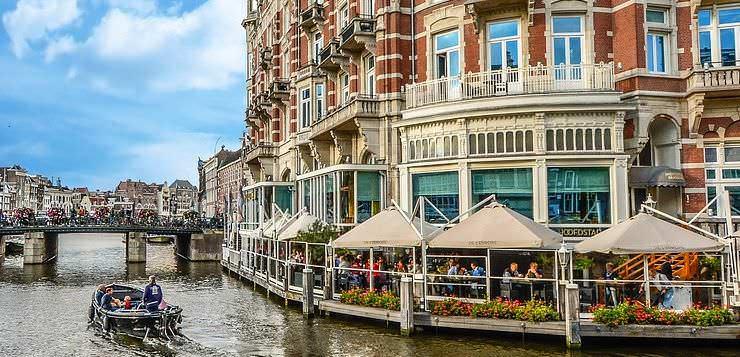 Kafići u Amsterdamu