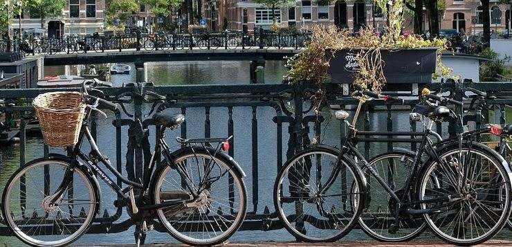 Bicikle u Amsterdamu