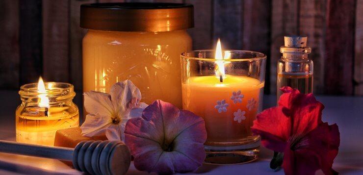 Propolis i mirišljave sveće