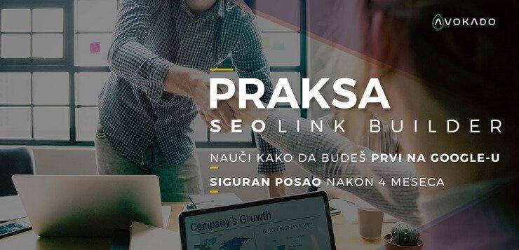 SEO praksa link builder u Beogradu