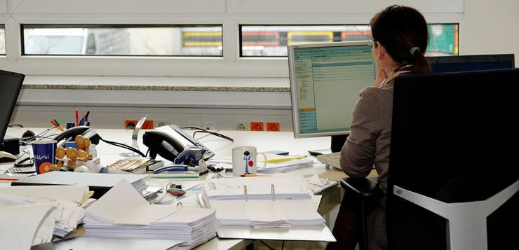 posao kancelarija računar