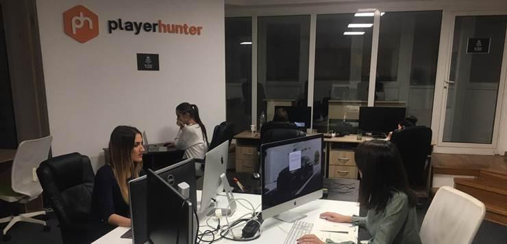 Radna atmosfera u Playerhunter-u.