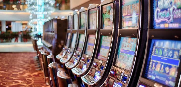 Slot aparati u kazinu