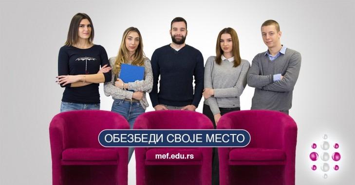 Studenti MEF-a