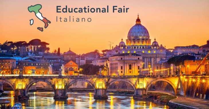 Studiraj u Italiji Sajam obrazovanja