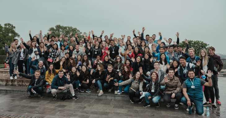 Studenti celog sveta