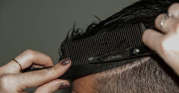 Muska frizura za maturu