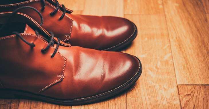 Muške kožne cipele