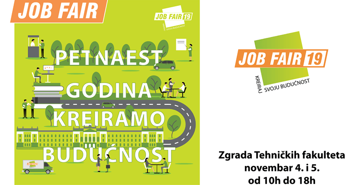 JobFair 2019 - Sajam za karijeru, posao i praksu