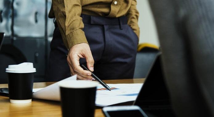 Potpisivanje preporuke za posao
