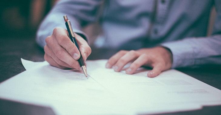 Pisanje pisma preporuke