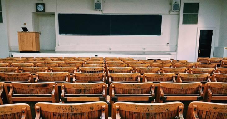 amfiteatar na fakultetu