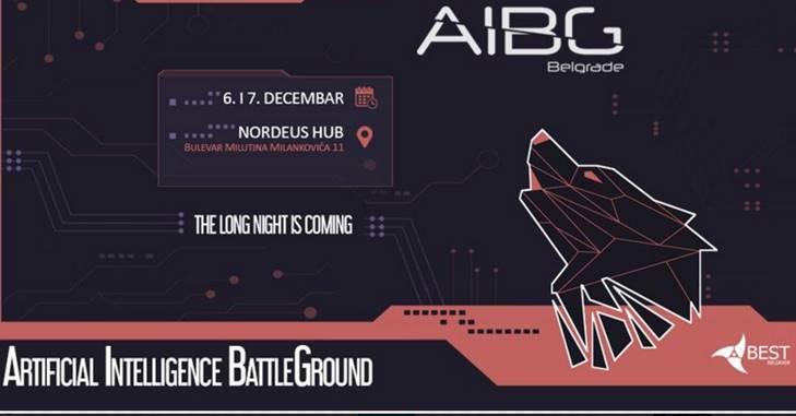Najva AIBG Belgrade takmičenja