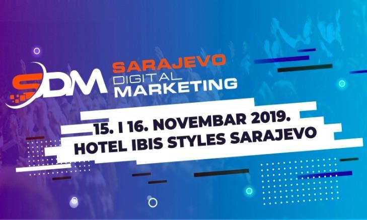 Sarajevo Digital Marketing 2019 konferencija