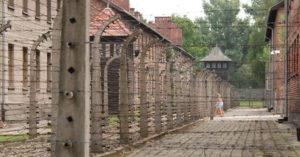 Aušvic koncentracioni logor za vreme Drugog svetskog rata
