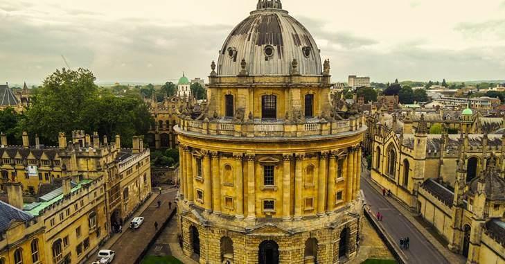 Studentski grad Univerziteta Oksford