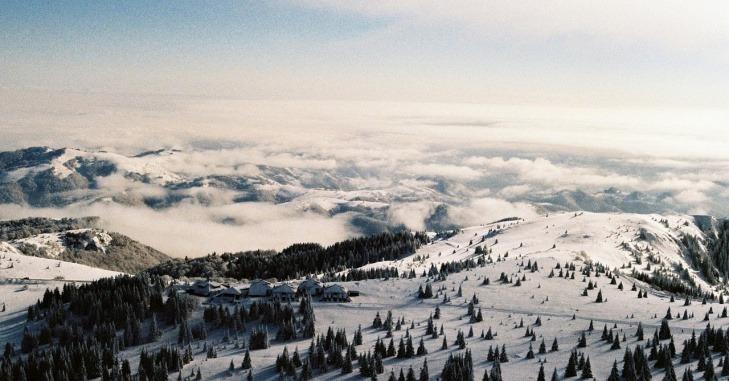 Sneg na planini Kopaonik