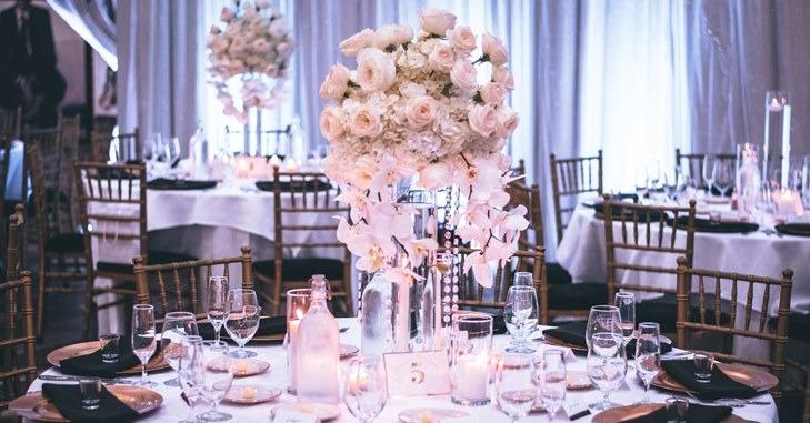 Dekoracija sale va venčanje
