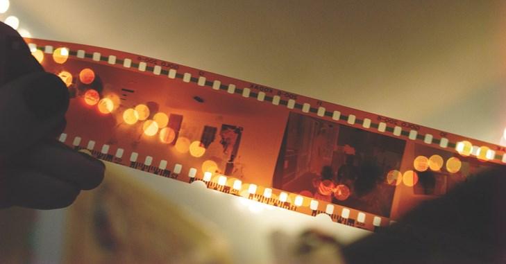 Filmska traga braon boje