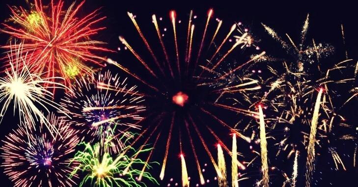 Vatromet za Novu godinu
